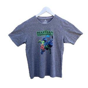 All Over Shirts Martian Manhunter Sweatshirt